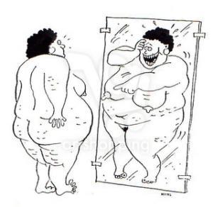 cartoon_gorda_espelho